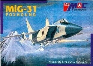 MAC 72039 1/72 MIG-31 (TOGA)