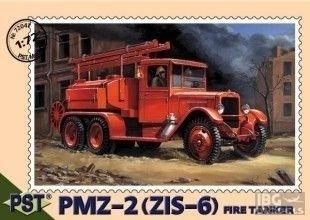 PST 72047 1/72 PMZ-2 ( ZIS-6) FIRE TANKER