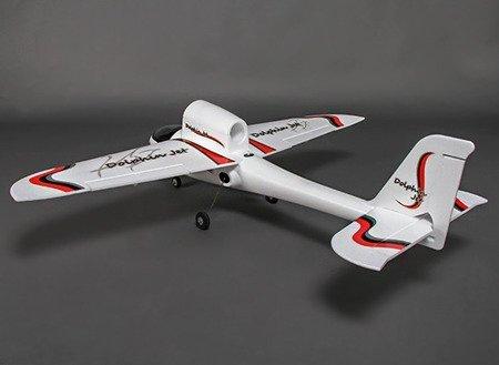 Samolot Dolphin Jet 1010mm ARF EDF