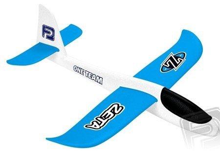 Rzutka Zeta 500mm biało - niebieska