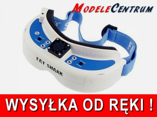 Okulary Gogle FPV FatShark Dominator V3