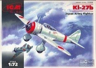 ICM 72202 1/72 Ki-27B