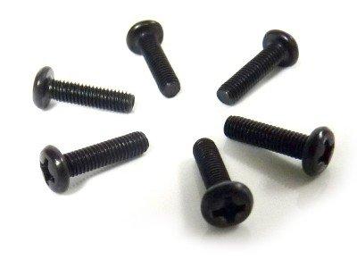 Button Head Screws 3x12 6p - 31054