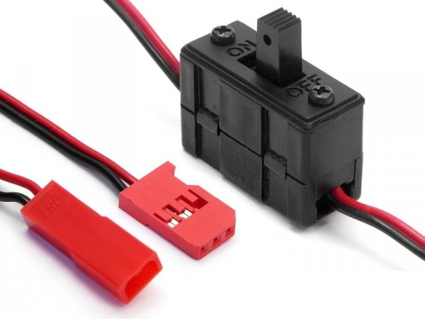RECEIVER SWITCH 80575