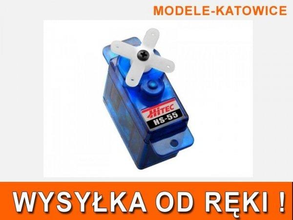 HITEC  Serwo HS-55