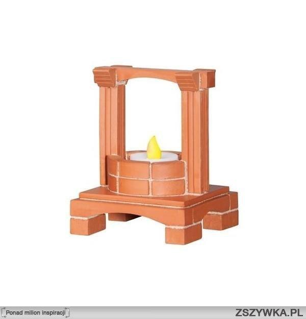 TEIFOC 4020 Cegiełki Lampion 4 projekty