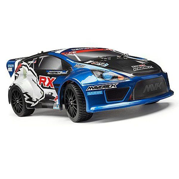 MAVERICK ION RX 1/18 RTR ELECTRIC RALLY CAR AUTO RC