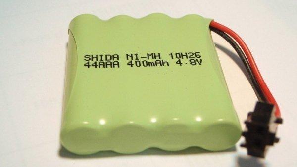Akumulator 4,8V 400mAh NiMh