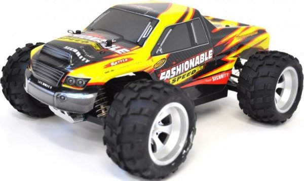 Monster truck RC 1/18. WLtoys A979 -A 35km/h AUTO RC