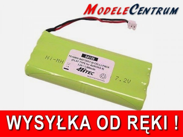 Akumulator  7,2v 1300mAh NI-MH