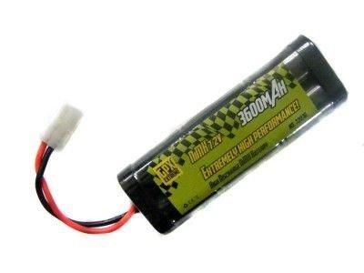 Akumulator GPX Extreme: GPX 3600mAh 7,2V NiMH