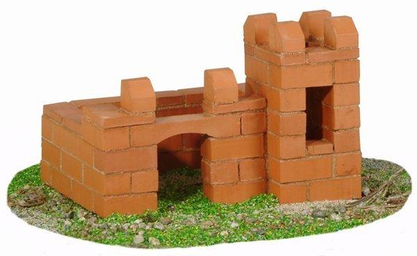 TEIFOC 4000 Cegiełki Mini zamek 2 projekty