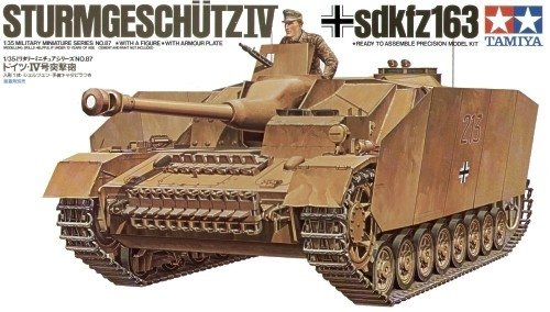 Sturmgeschutz IV 1:35 Tamiya 35087