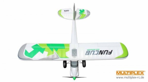 FunCub  KIT NG SAMOT Multiplex- BK - wersja zielon