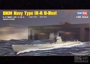 HOBBY BOSS 83506 1/350 DKM Navy