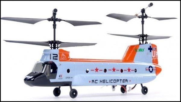 Helikopter Tandem Rotor  Esky 2,4GHz