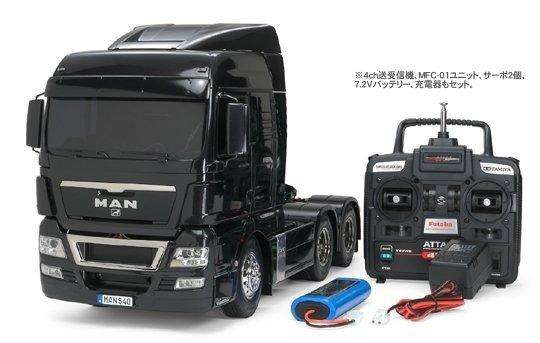 MAN TGX 26.540 6x4 XLX Tamiya AUTO RC