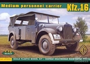 ACE 72259 1/72 Kfz.16