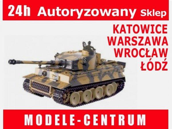 Czołg German Tiger  1/24