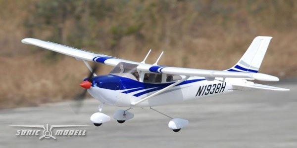 Cessna 182 2.4GHz RTF 980mm (klasa 400)