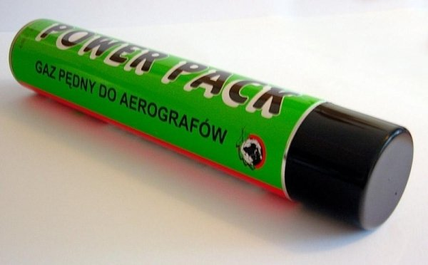 Gaz Pędny do Aerografu 750 ml  WAMOD