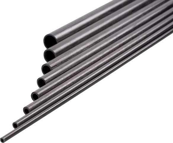 Rura węglowa 12x8  1000mm