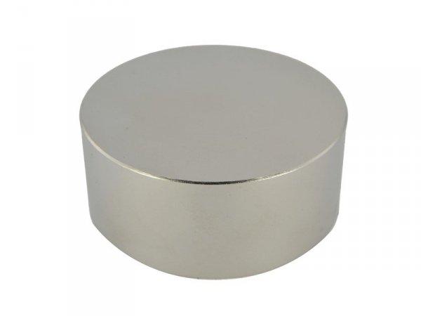 Magnes neodym N38 walec 8x4mm