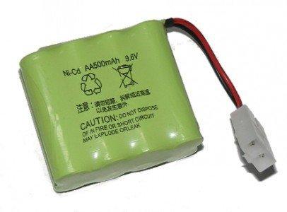 Akumulator 9,6V 500mAh NiCD