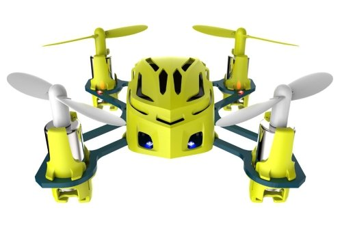 Nano Dron HUBSAN X4 - żółty