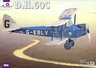 Amodel 4803 1/48 D.H.60C