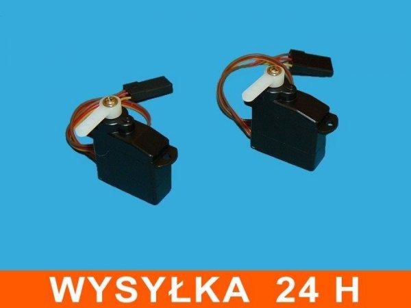 Komplet serwomechanizmów  FX059 KEHFX5914