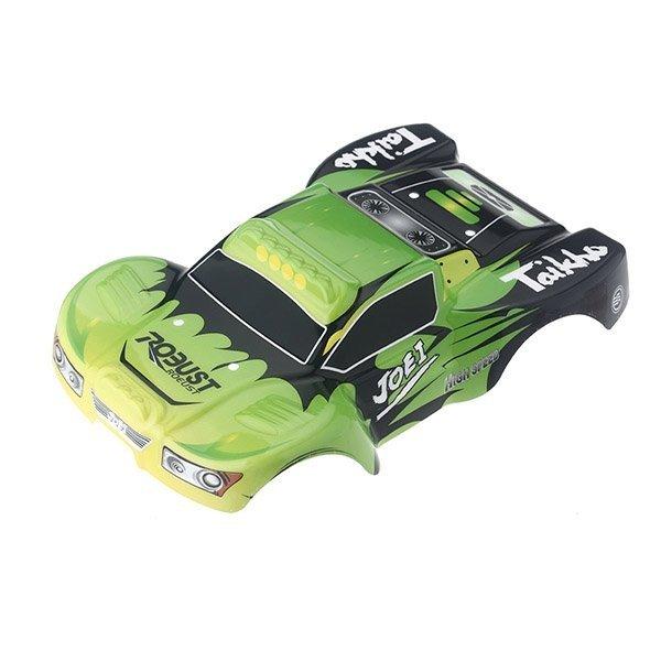 Zielona Kabina Car Shell Green Wl Toys