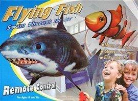 Sterowiec - latająca ryba