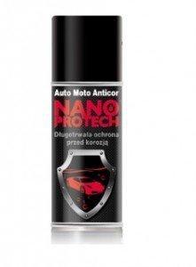 Nanoprotech: Preparat długotrwale chroniący przed
