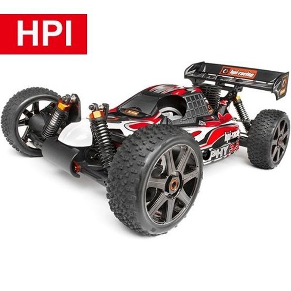 HPI Trophy 3.5 Buggy 1/8 Spalinowy