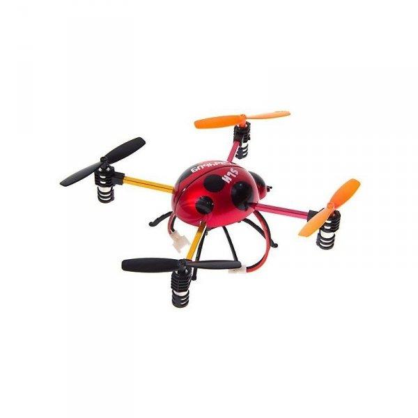 E-Fly - mikro śmigłowiec wielowirnikowy-Biedronka