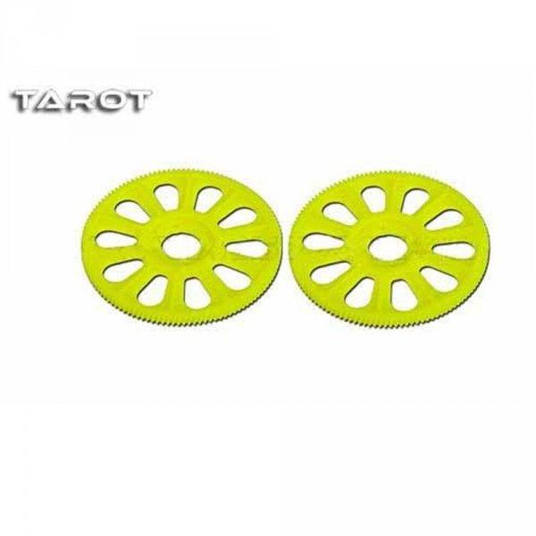 450 V2/SPORT/PRO – Zębatka główna skośna żółta (2)