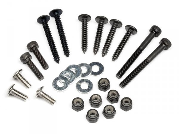 REAR BRACE SCREWS 101171