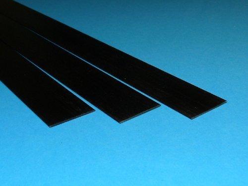 Płaskownik węglowy 2 X 10 X 1000mm