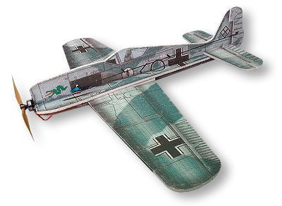 Model ESA malowany - FW-190