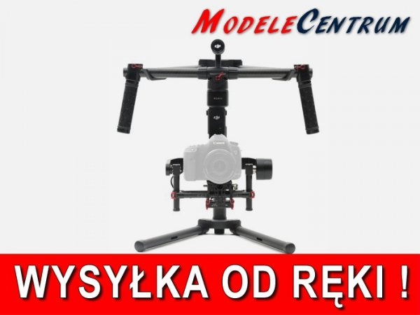 DJI Ronin M trzyosiowy stabilizator kamery