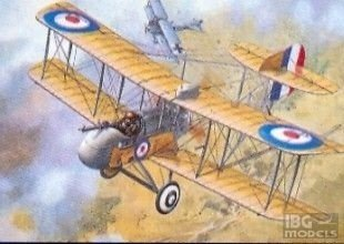 RODEN 612 1/32 de Havilland DH2