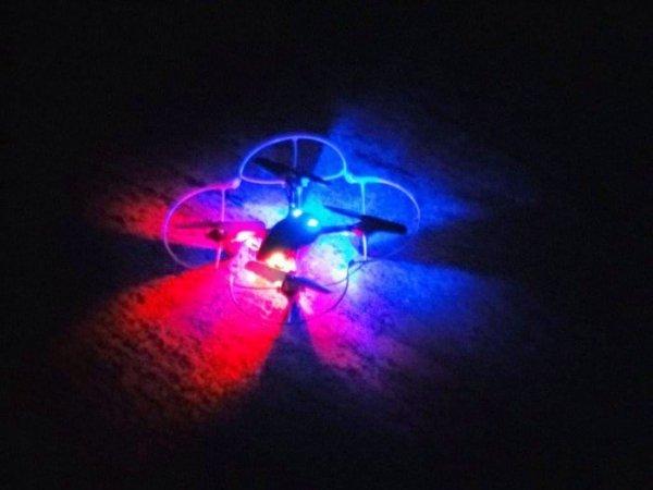 Dron Syma X11 Quadrocopter 4CH  2,4GHz