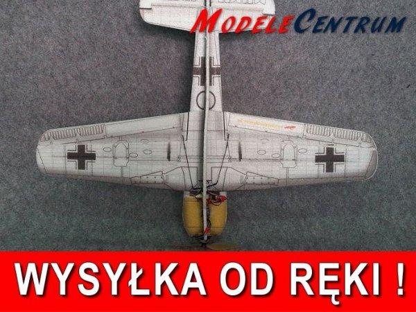 Focke Wolf FW190 -biały /niemalowany Samolot do złożenia KIT