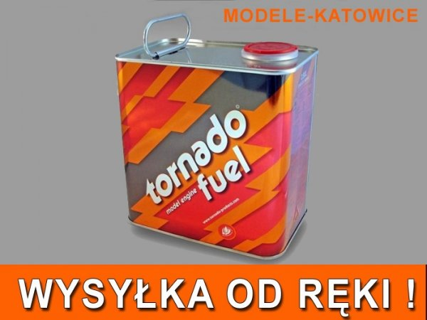 Paliwo Tornado Competition Car 2,5L  25%