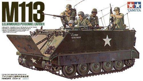 TAMIYA 35040 U.S. M113 A.P.C