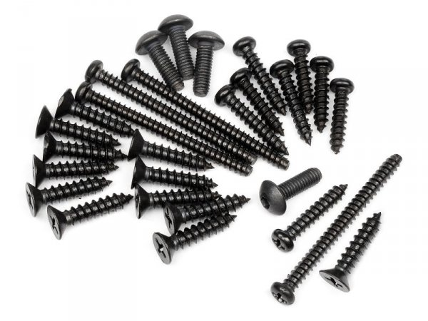 SCREW SET (28 PCS) 101095