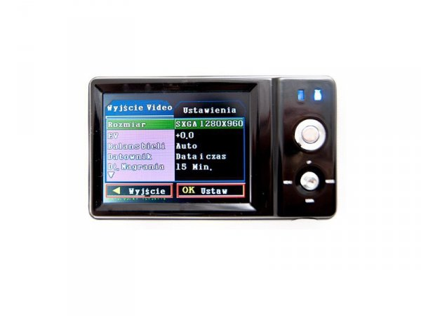 Rejestrator trasy Xblitz ACTIVE PLUS HD