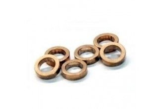 Oil Bearing 15*10*4 6pcs H02079
