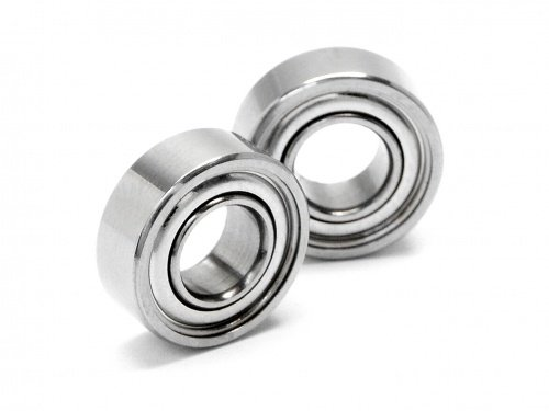 BALL BEARING 5 x 11 x 4mm ZZ 2 szt.